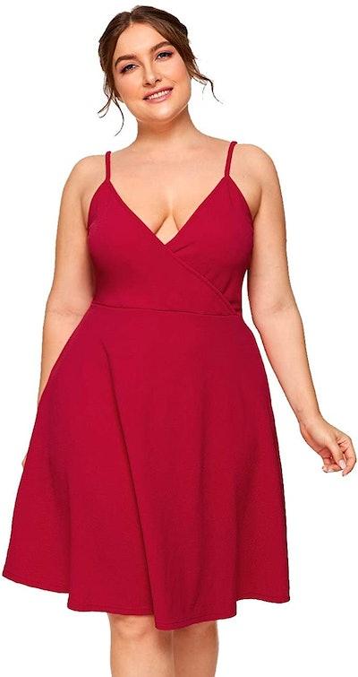 SheIn Backless Cami Dress