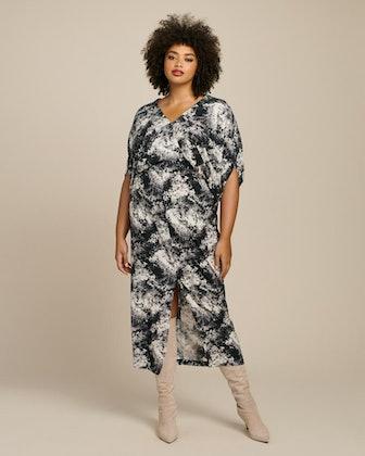 Wrap Aki Dress