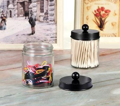 Amolliar Apothecary Storage Jars (2-Pack)