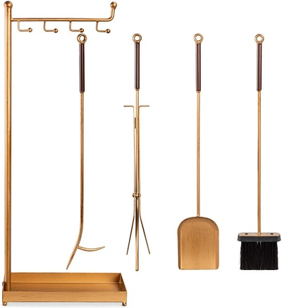 Best Choice Products Fireplace Tool Set ( 5 Pieces)