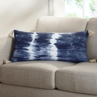 Tie Dye Decorative Pillow