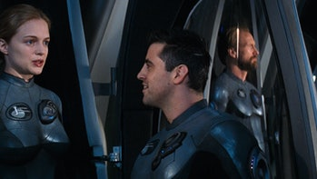lost in space hbo max