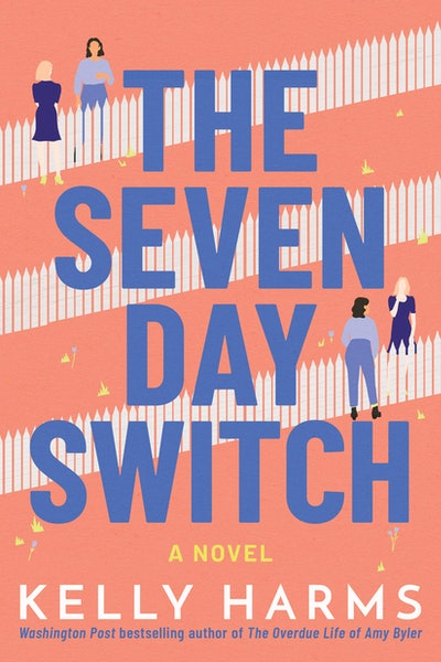 'The Seven Day Switch' by Kelly Harms