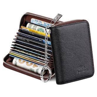 FurArt Zipper Card Cases Holder