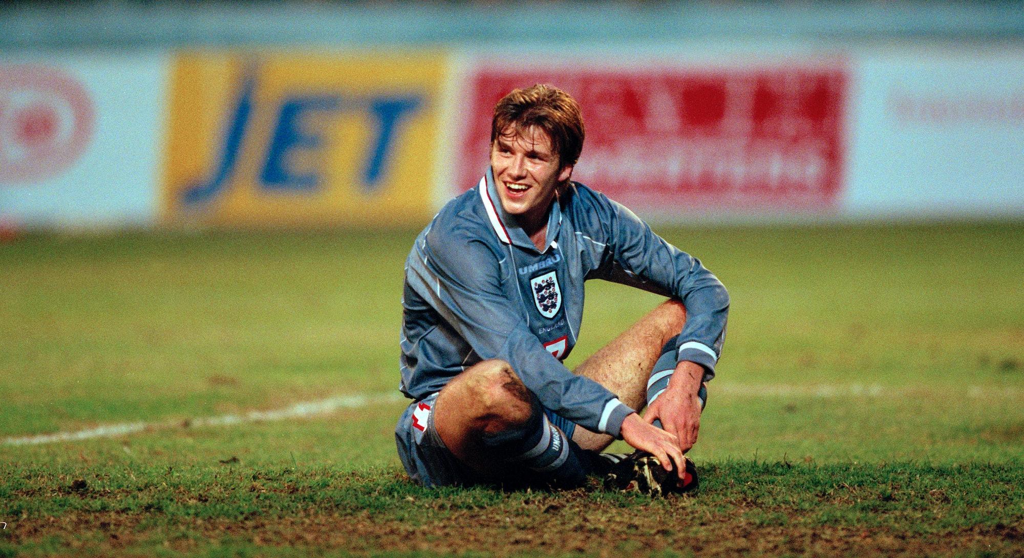 David Beckham best hairstyles