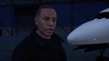 Dr. Dre in GTA Online