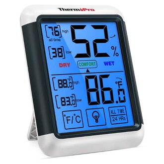 ThermPro Digital Thermometer with Humidity Gauge