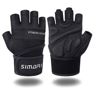 SIMARI Palm Protection Workout Gloves