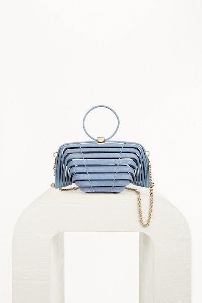 Lilleth Mini Crossbody Bag in Maya Blue