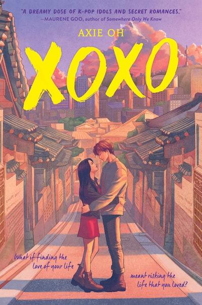 'XOXO' by Axie Oh