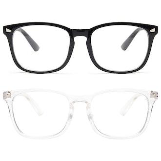 Livhò Blue Light Blocking Glasses (2 Pack)