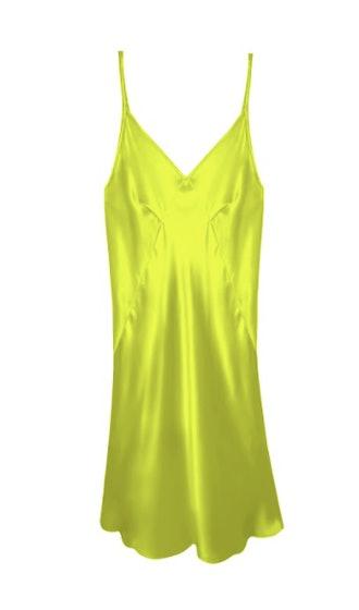 KES Mini Triangle Slip Dress