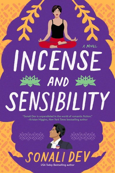 'Incense and Sensibility' by Sonali Dev