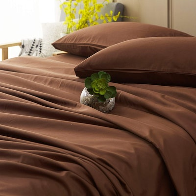 Sonoro Kate Microfiber Bed Sheets, Queen