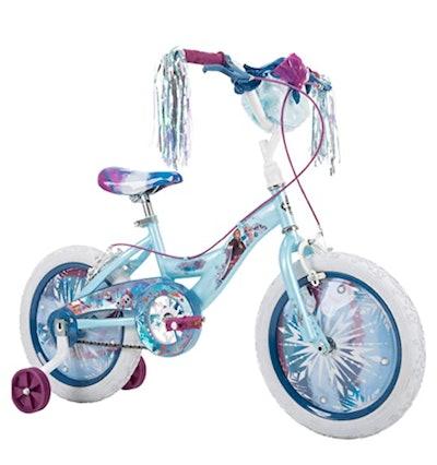 Huffy Frozen 2 Kid Bike