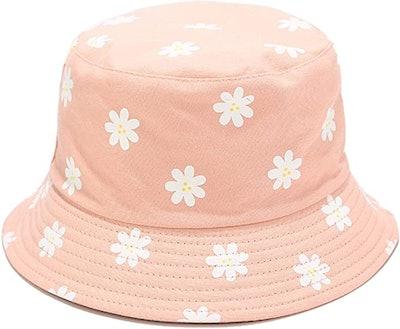 Mashiaoyi Reversible Bucket Hat