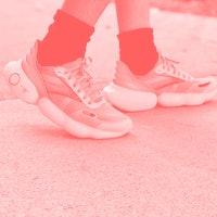 Wearing Brooks' Aurora-BL running shoes: A 'gravity-defying' ride