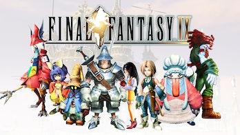 final fantasy 9 cast cover