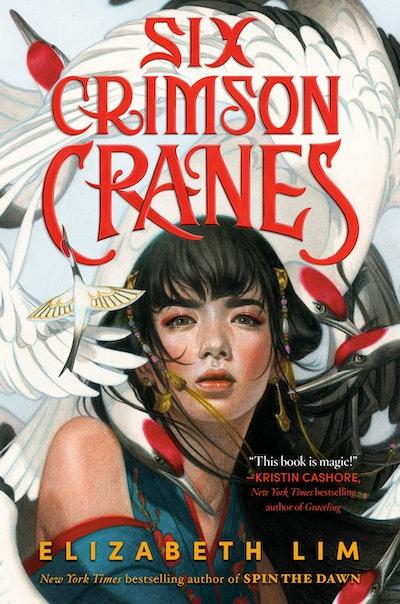 'Six Crimson Cranes' by Elizabeth Lim