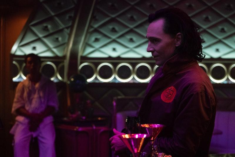 Loki has been remembering his mom, Frigga, on 'Loki.' Photo via Marvel Studios