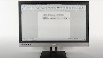 Dasung 235 Paperlike E Ink display
