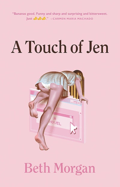 'A Touch of Jen' by Beth Morgan