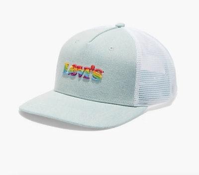 Levi's® Pride Mesh Back Baseball Hat