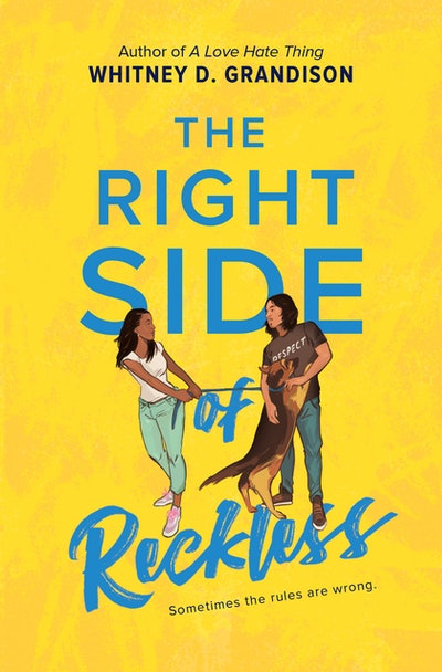 'The Right Side of Reckless' by Whitney D. Grandison