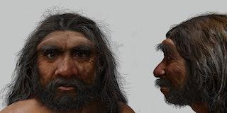 Dragon man, new ancient human