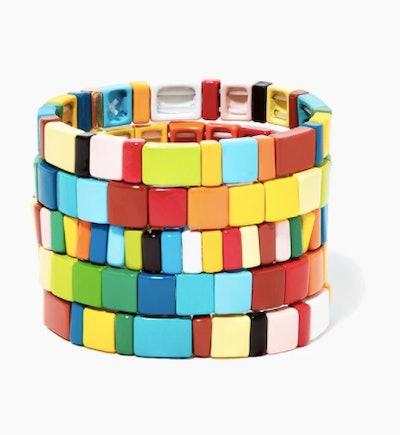 Roxanne Assoulin Rainbow Brite Bracelet