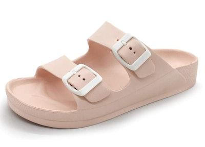 FUNKYMONKEY Comfort Buckle Sandals