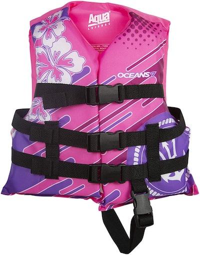 Oceans7 Child Life Jacket