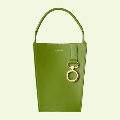 Mishe Bag in Pear Green