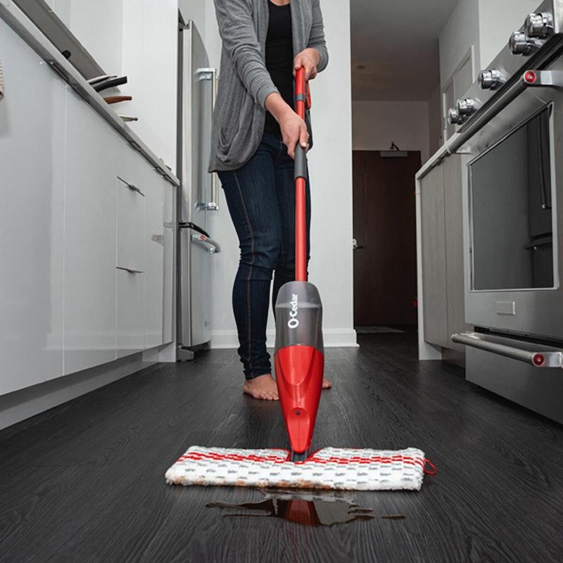 best mops for linoleum floors