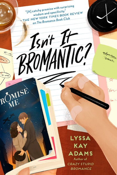 'Isn't It Bromantic?' by Lyssa Kay Adams