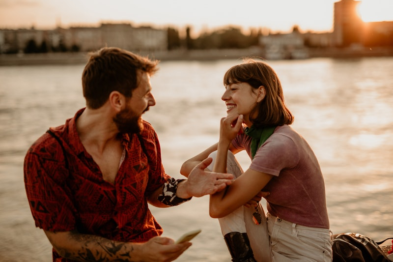 All the different ways a man's brain changes when he's in love, according to science.