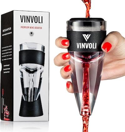 Vinvoli Wine Aerator and Pourer