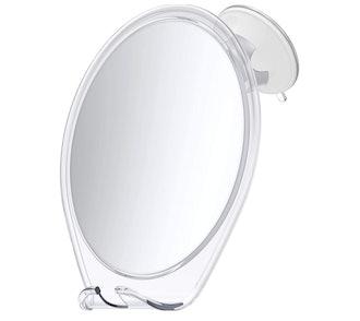 HoneyBull Fogless Mirror with Suction