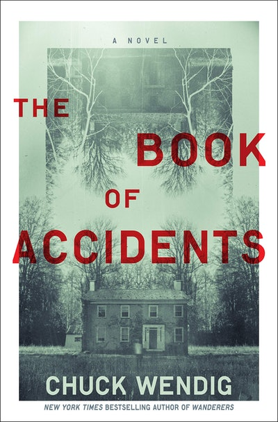 'The Book of Accidents' by Chuck Wendig