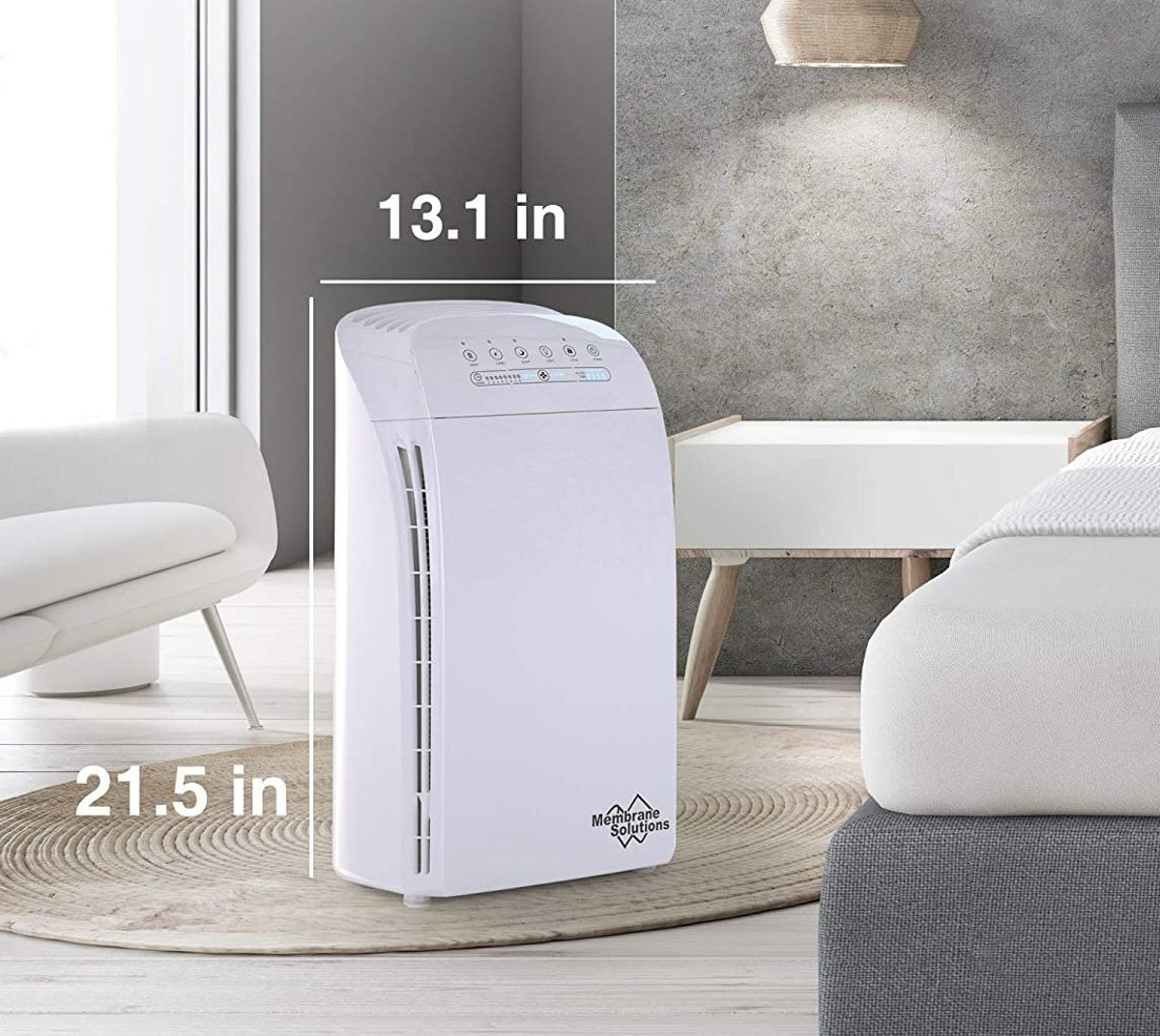 MSA3 Air Purifier for Large Rooms