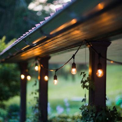 Commercial LED Light Strand, Solar