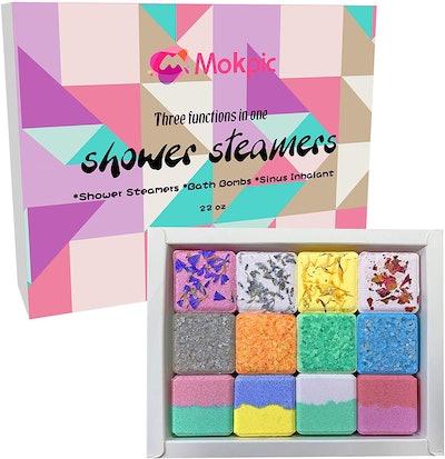 MOKPIC Shower Bombs Gift Set (12-Pack)