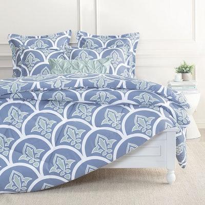 Clementina Blue Comforter