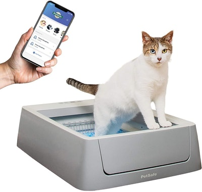 PetSafe ScoopFree Smart Automatic Self Cleaning Cat Litter Box