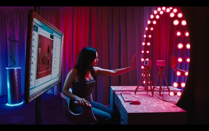 'Cam' centers on a cam girl who encounters her doppelganger.