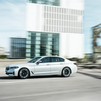 Review: The 2021 BMW 540i delivers exactly what you want