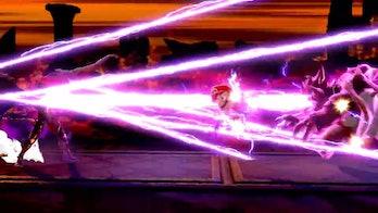 kazuya smash ultimate final smash