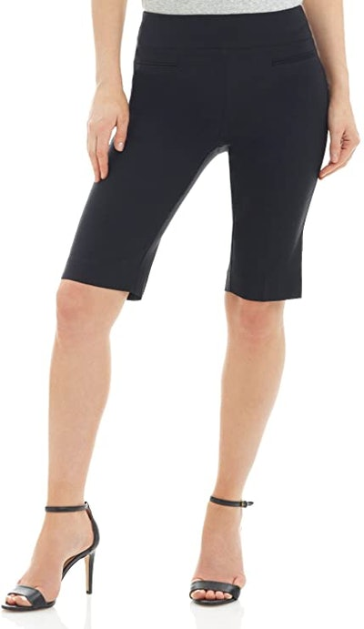 Rekucci Pull-On Modern City Shorts