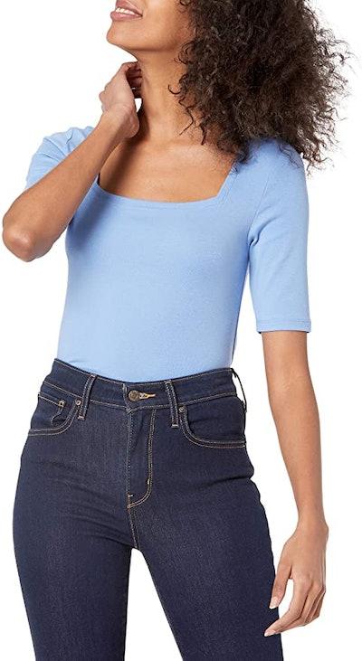 Amazon Essentials Slim Fit Half Sleeve T-Shirt