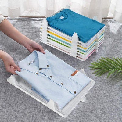 BoxLegend T-Shirt Organizer Trays (10-Pack)